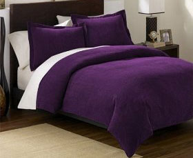 Selecting A Purple Bed To Please The Eye Purple Bedding